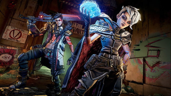 Borderlands 3 Epic Games magasin pc exclusif
