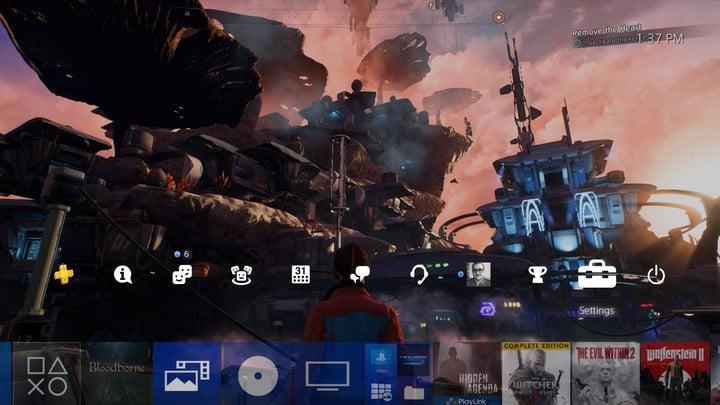 menu paramètres comment configurer le contrôle parental de la playstation 4