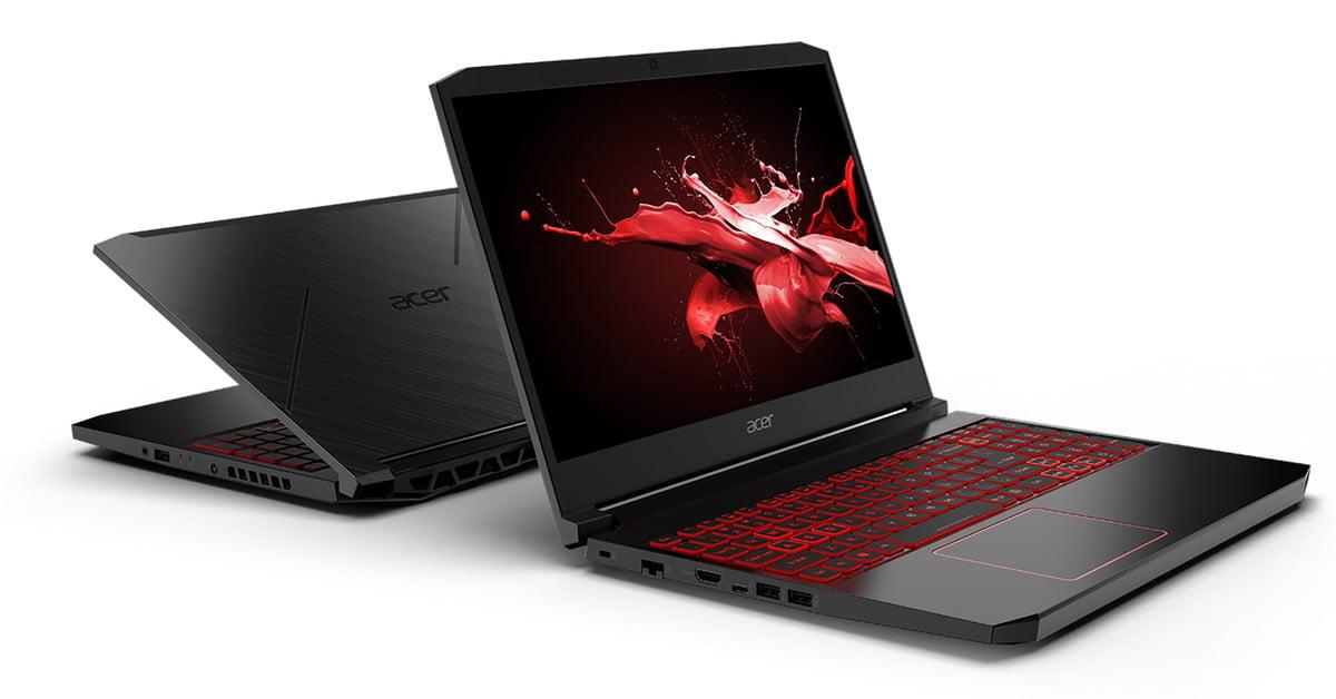 Acer met à jour le CPU et le GPU de ses ordinateurs portables de jeu Predator et Nitro.