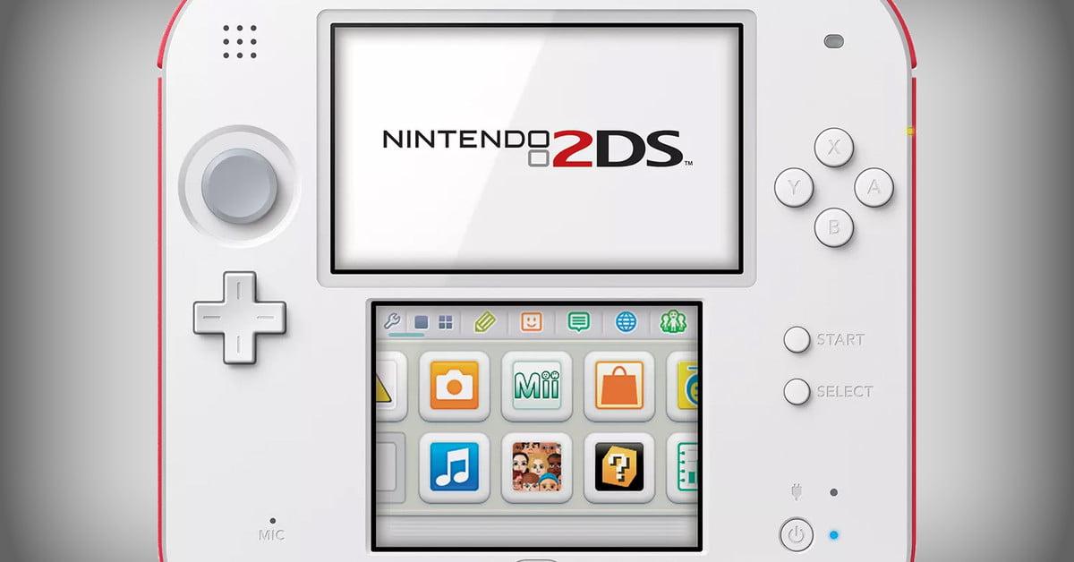 Achetez une Nintendo 2DS et recevez deux jeux gratuits de Target