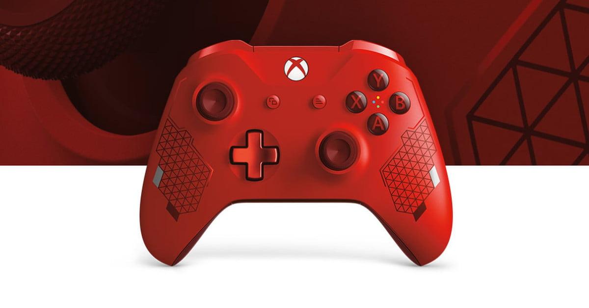 Amazon baisse les prix des manettes Xbox One sans fil édition spéciale