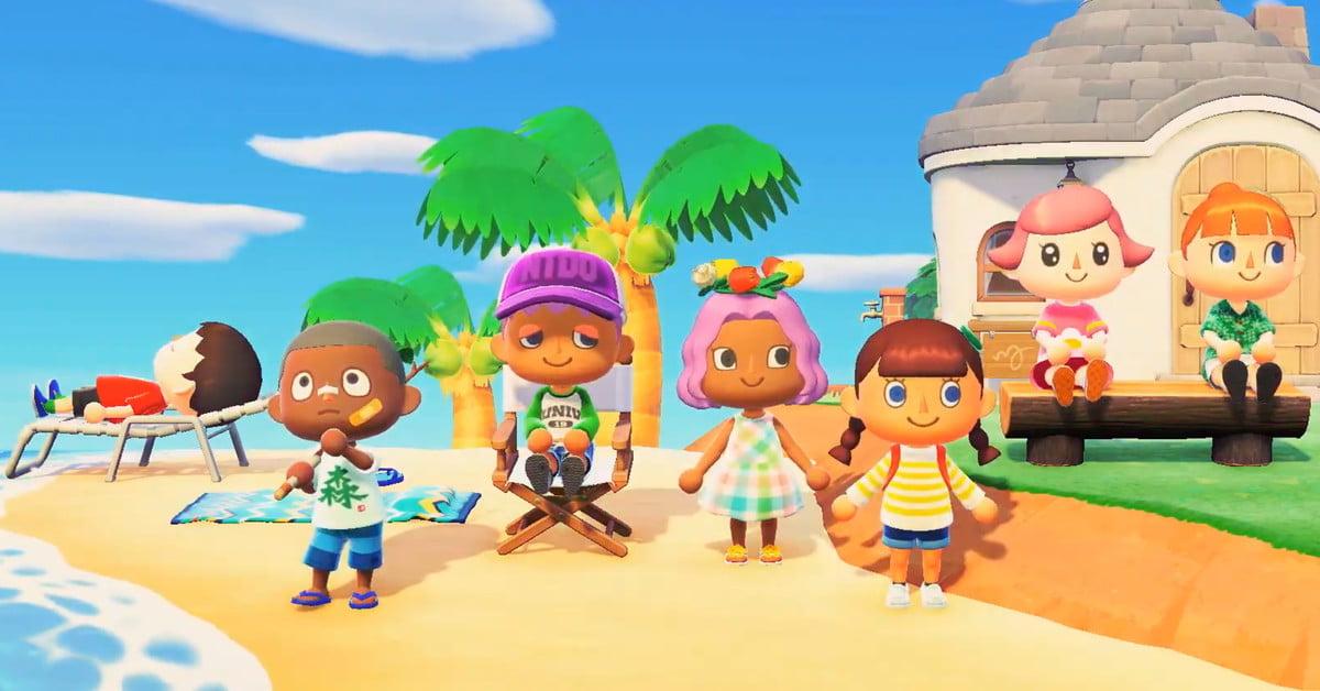 Animal Crossing : New Horizons rend l'attente du lancement encore plus difficile.