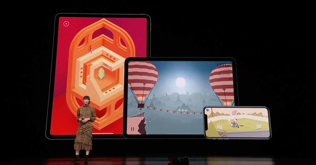 Apple Arcade pourrait être le nouveau service d'abonnement aux jeux qui vaut la peine de s'inscrire