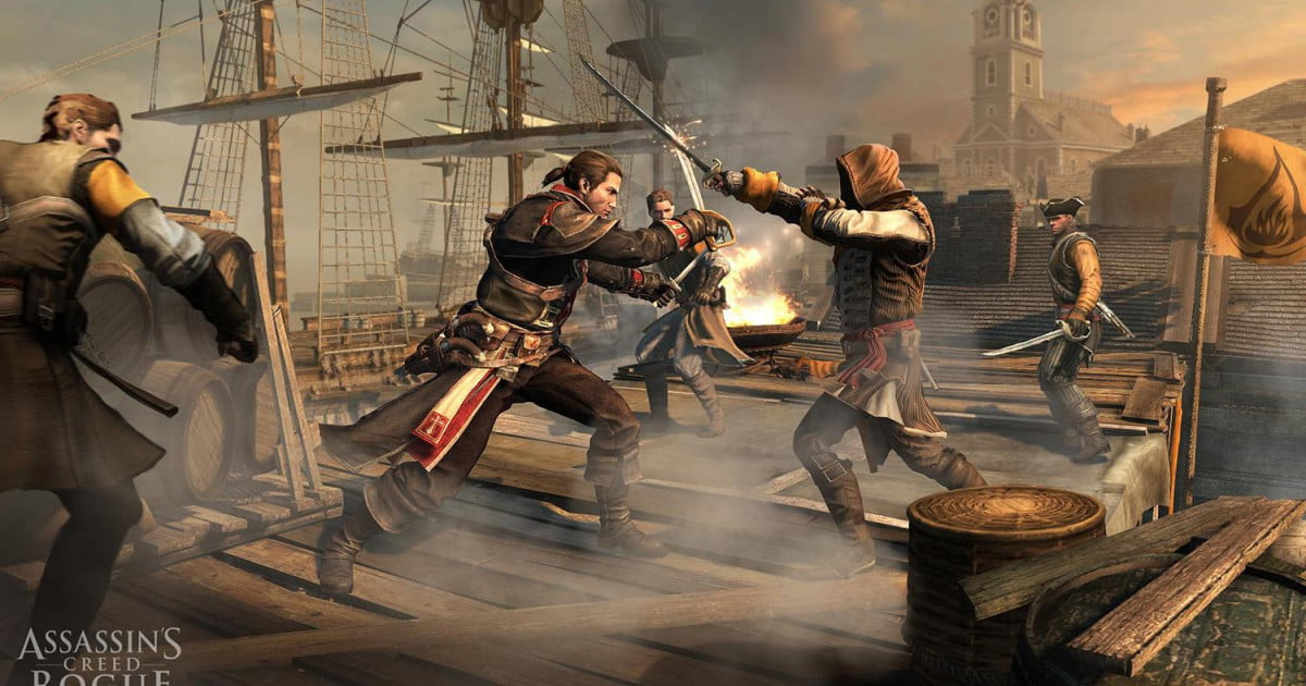 """Assassin's Creed Rogue Remastered """" arrive sur Xbox One et PS4"""