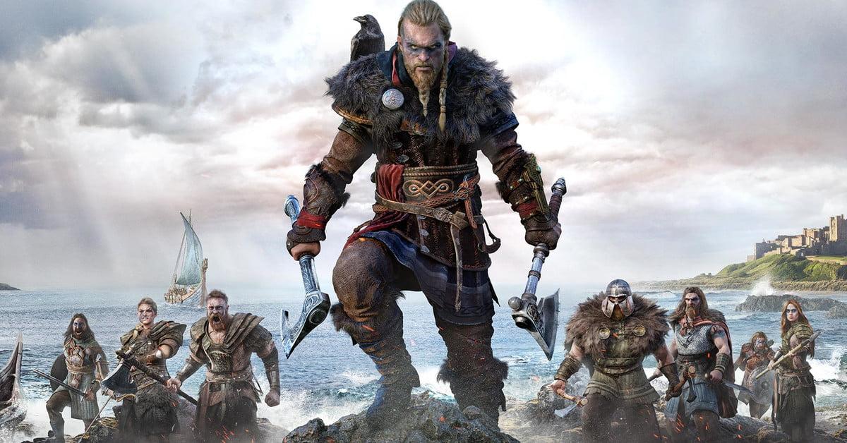 Assassin's Creed : Valhalla montre des batailles de Vikings.
