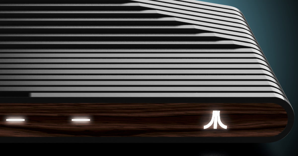 Atari est prêt à livrer une version restylée de sa console de jeu classique.