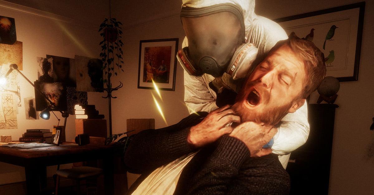 Awake : Les hologrammes volumétriques de l'épisode 1 sont un nouveau spectacle à voir.