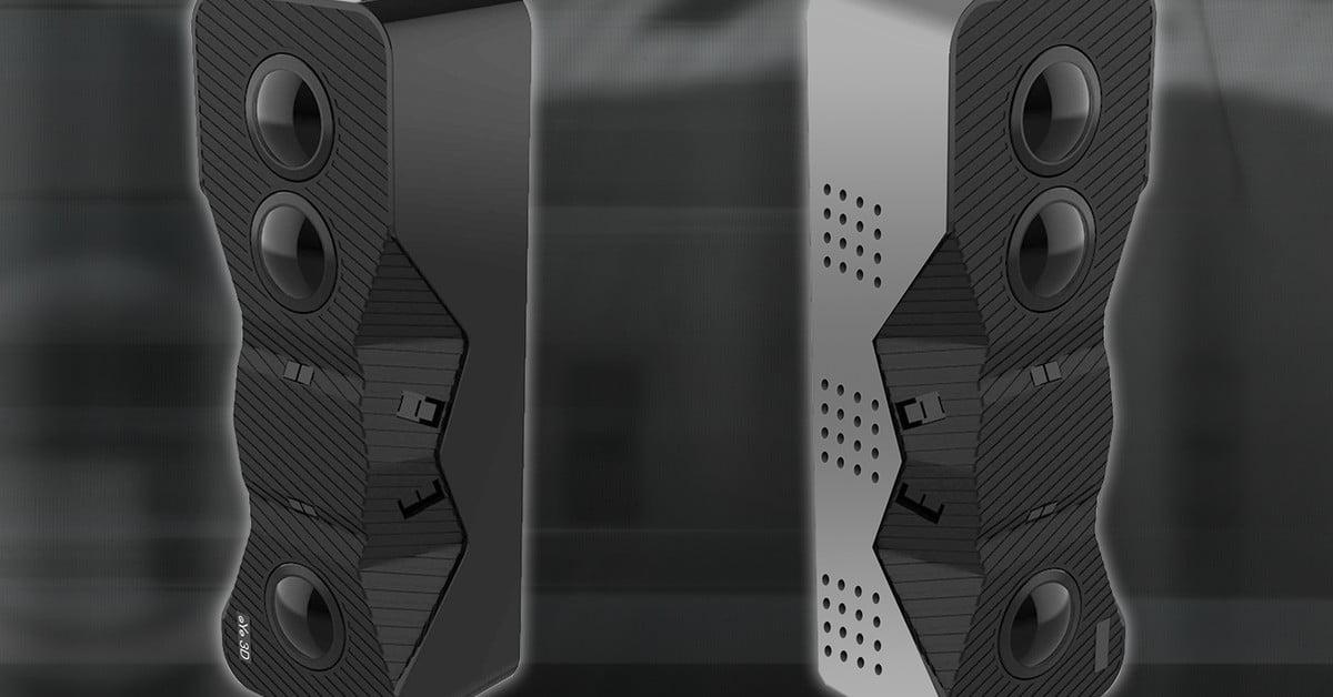 Axis enregistre des scènes réelles pour concevoir des mondes virtuels à partir d'un seul appareil | CES 2019