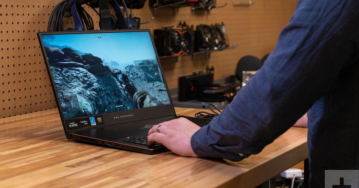 Benchmark des cartes graphiques Nvidia RTX pour ordinateurs portables : Le nouveau meilleur