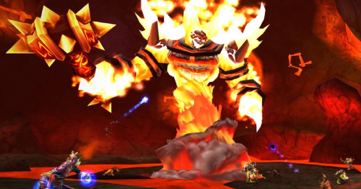 """Blizzard publie une liste de """" pas de bug """" pour le jeu World of Warcraft Classic."""
