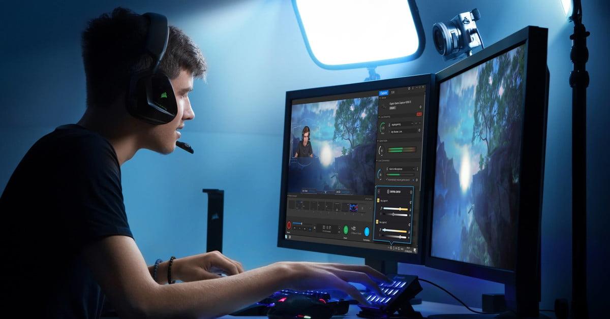 CES 2019 : Elgato Key Light offre aux streamers une qualité d'éclairage professionnelle