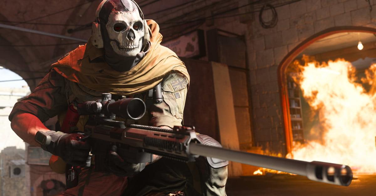 Call Of Duty : Modern Warfare Season 2 Battle Pass inclut Ghost