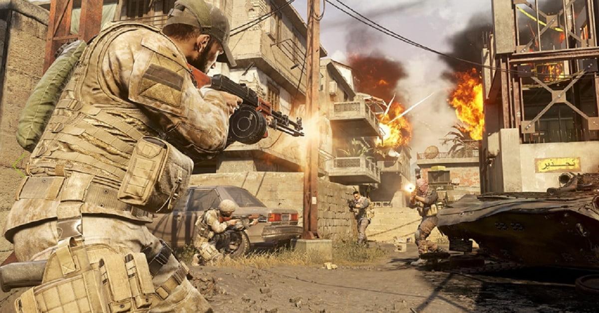 Call of Duty : Modern Warfare s'inspire du jeu No Russian Level de 2009