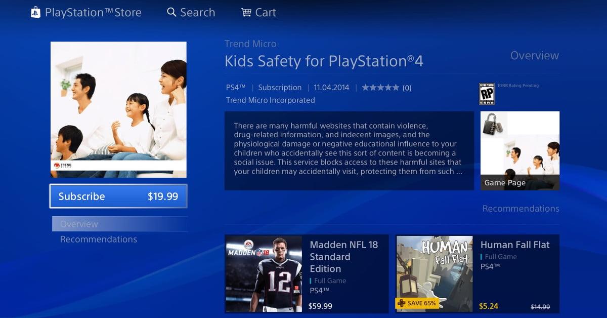 Comment configurer le contrôle parental sur votre PlayStation 4