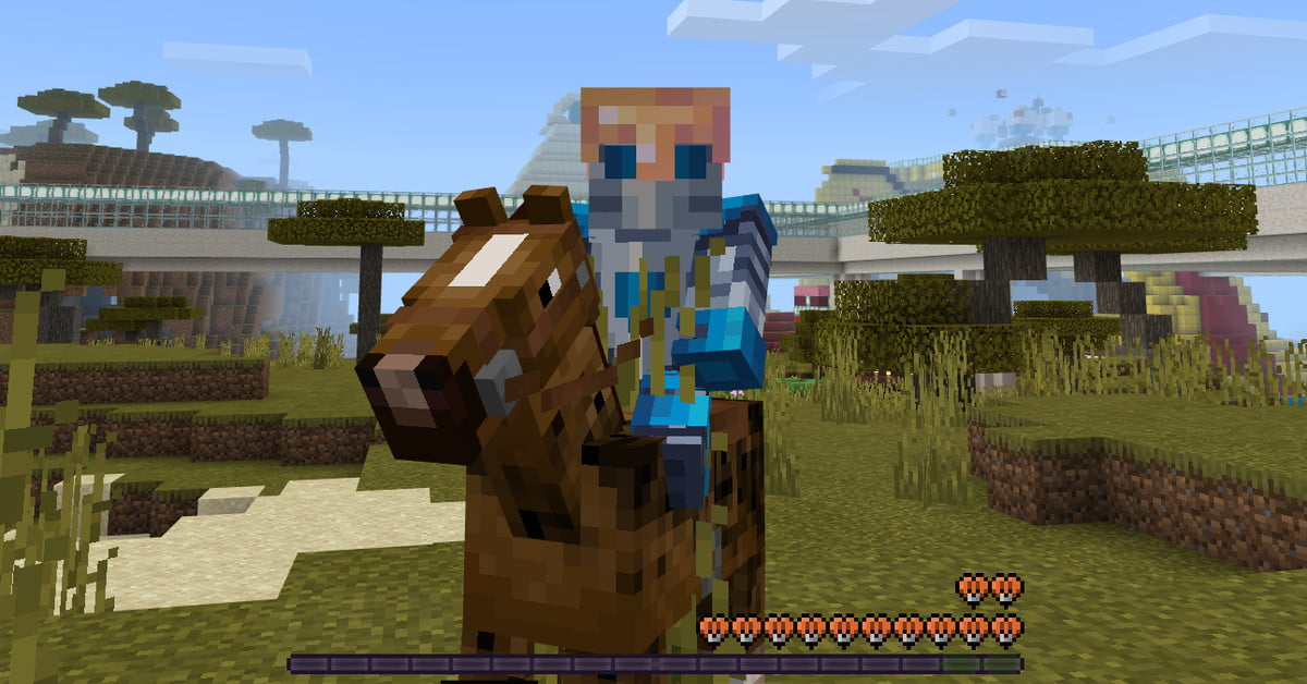 Comment fabriquer une selle dans Minecraft