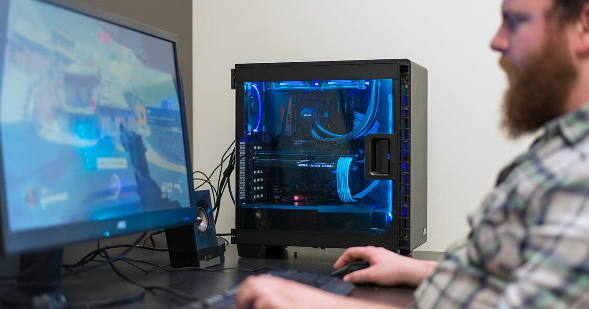Construction d'un PC de jeu à taux de rafraîchissement élevé pour moins de 1 000 $.