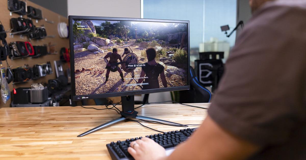 Critique de l'Acer Predator XB3 | Digital Trends