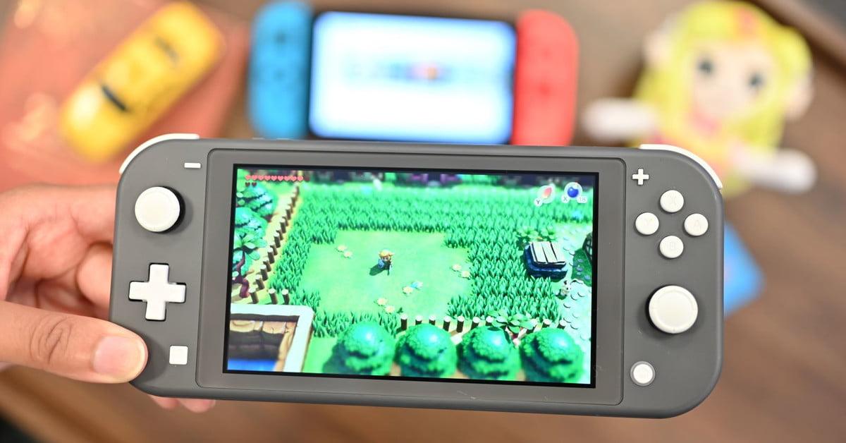 Critique de la Nintendo Switch Lite : Une console portable sans compromis