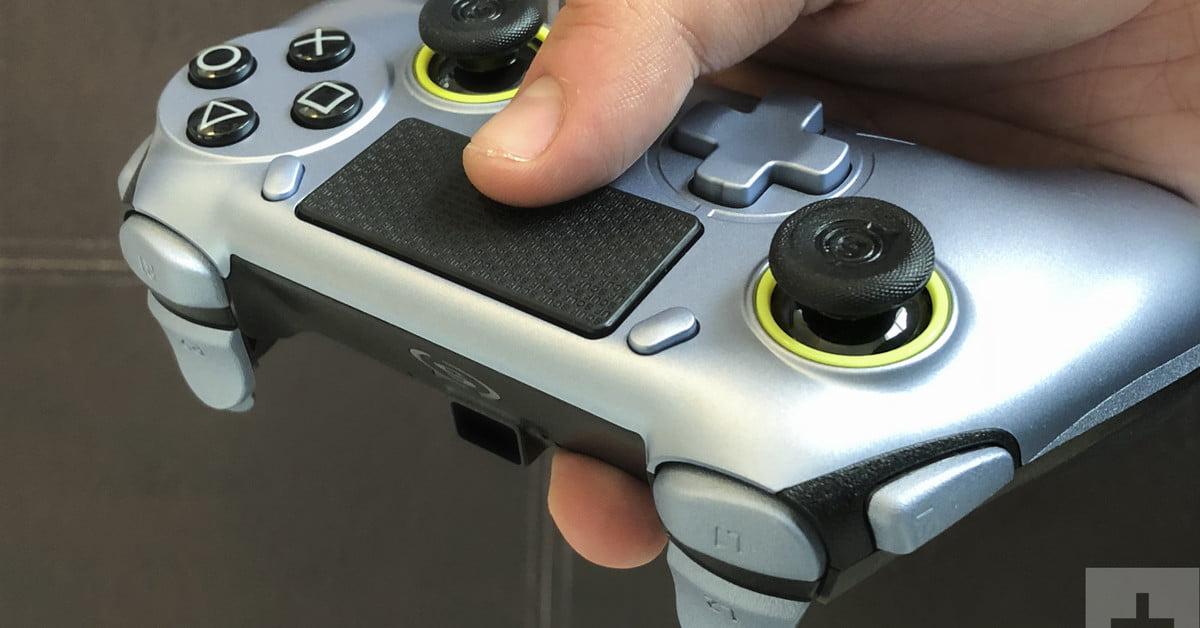 Critique de la manette Scuf Vantage pour PS4