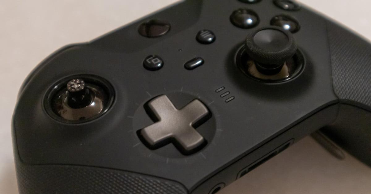 Critique de la manette Xbox Elite série 2 : La meilleure manette de jeu