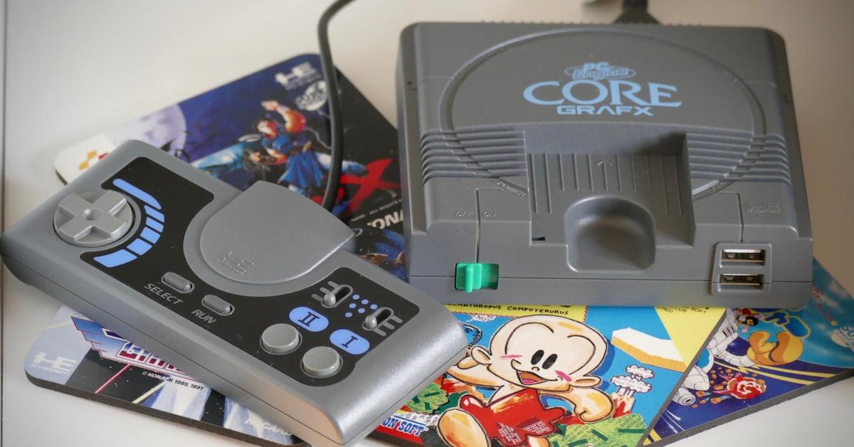 Critique du TurboGrafx-16 Mini : Le jeu rétro pur et dur