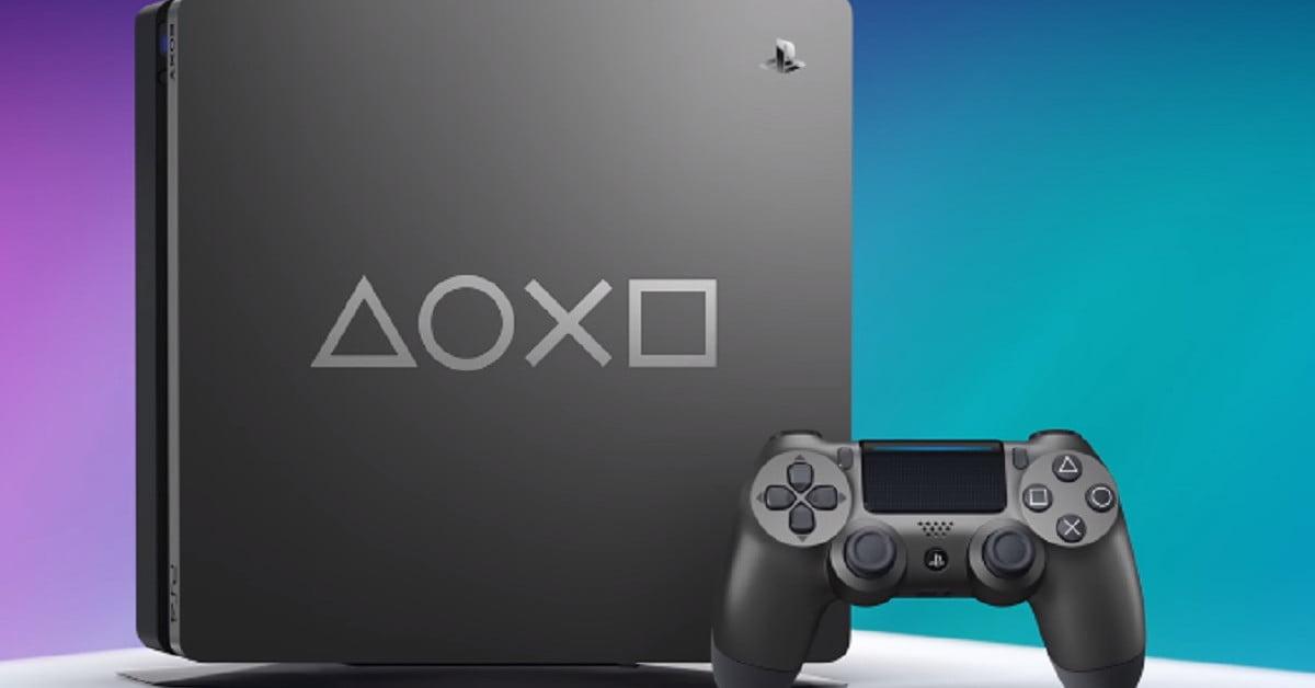Days of Play 2019 propose une PlayStation 4 gris acier en édition limitée