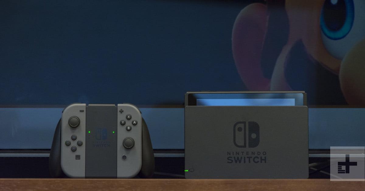 De nouveaux modèles de Nintendo Switch seraient déjà en production