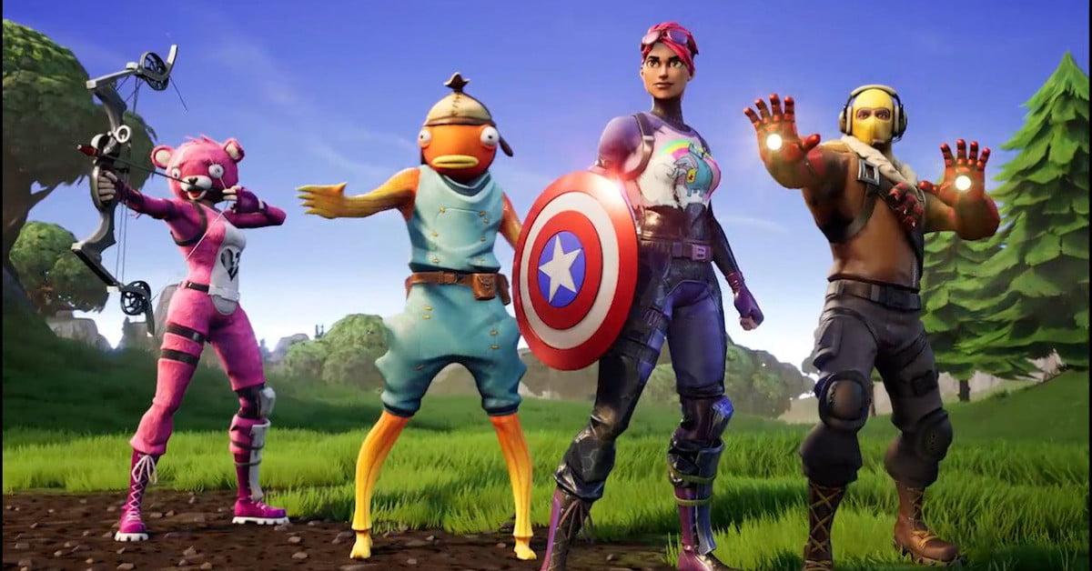 Défis de Fortnite Avengers Endgame : Répulseurs Iron Man et collecte des pierres d'infinité