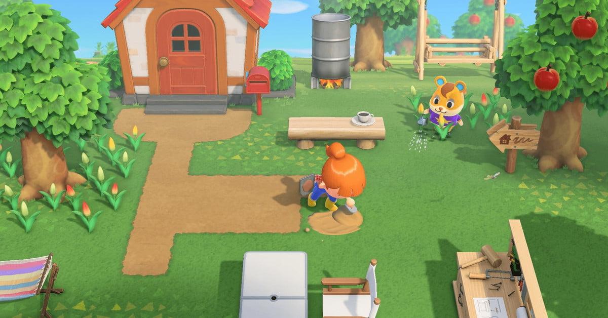 Des tonnes de nouvelles fonctionnalités d'Animal Crossing : New Horizons ont été révélées