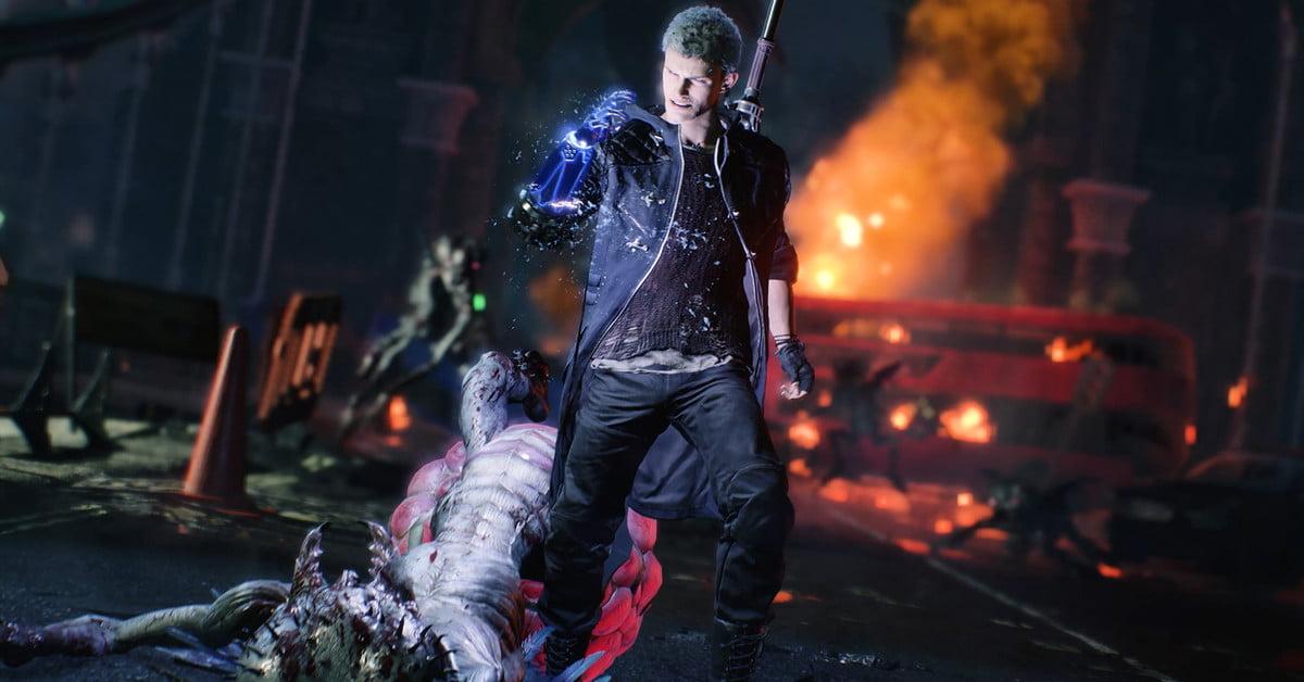 Devil May Cry 5 montre qu'une série vieillissante peut encore être la vie de la fête.
