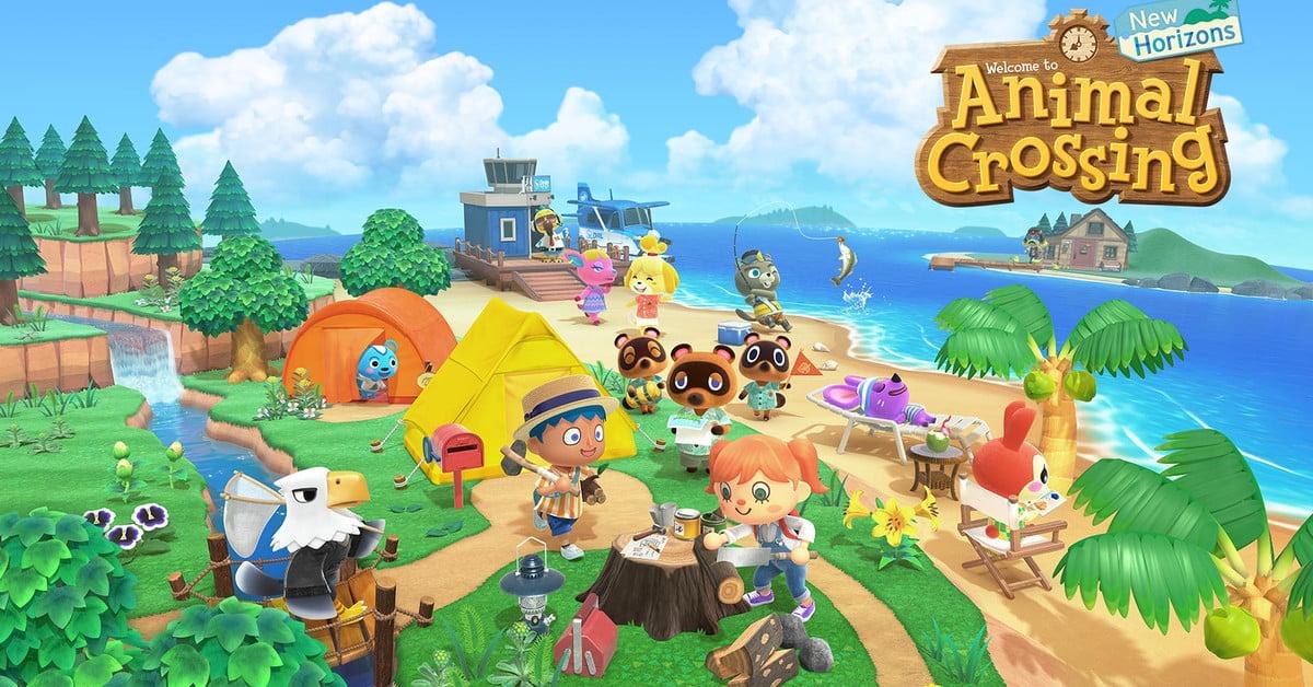 Digital Trends Live : Animal Crossing, Fortnite et les fêtes de fin d'année