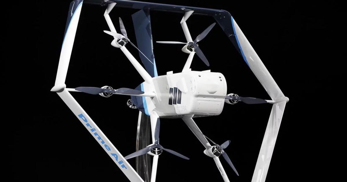 Digital Trends Live : Les livraisons par drones d'Amazon, Ubercopter, PlayStation 5