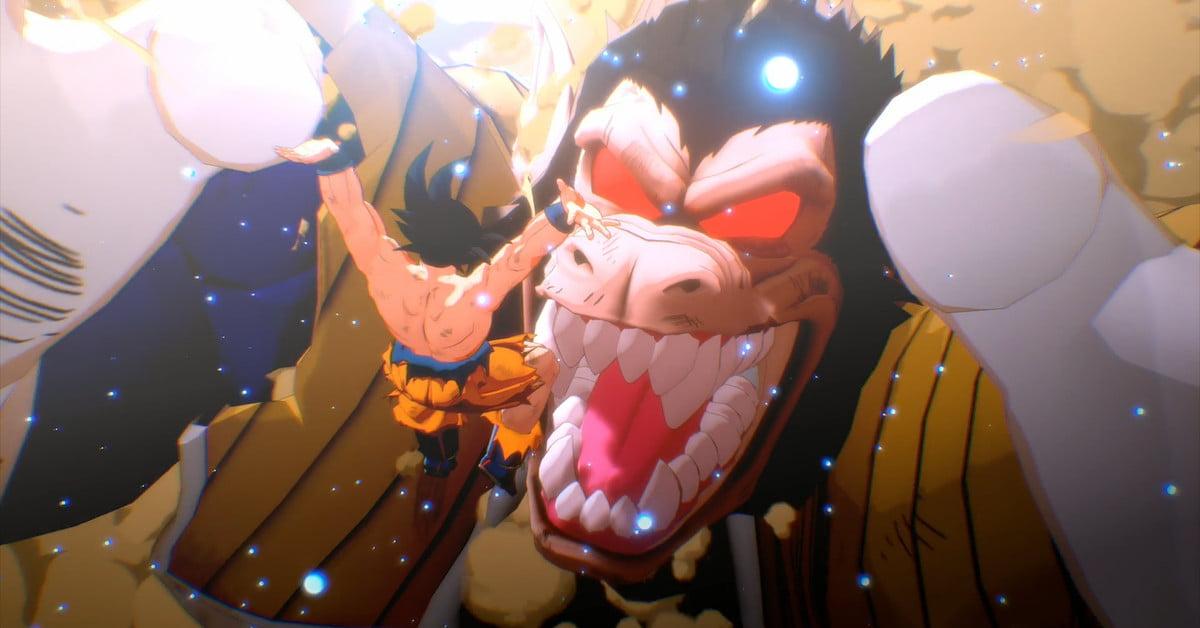 Dragon Ball Z : Kakarot est en tête des ventes de jeux pour janvier.