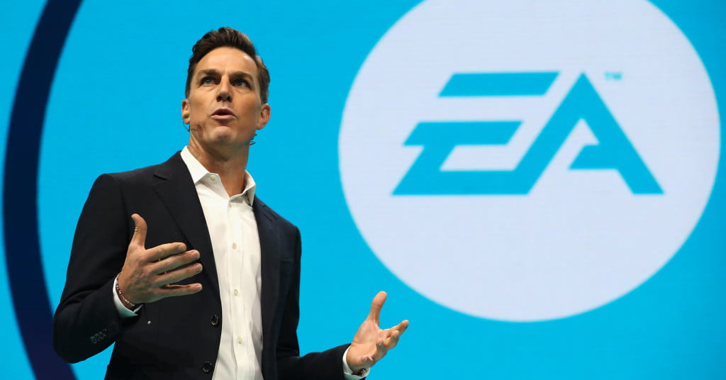 EA CEO Andrew Wilson: Here's How We Prepared for a Pandemic