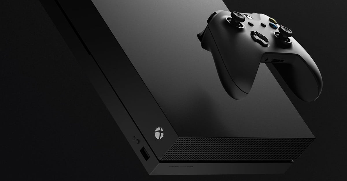 Économisez 150 $ sur le nouveau bundle Xbox One X avec 3 jeux