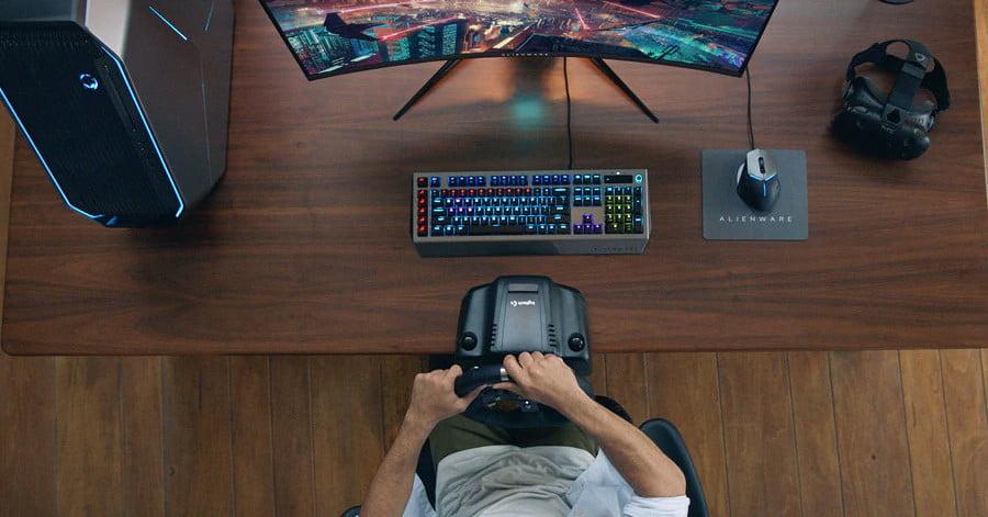 Économisez 450 $ sur l'écran de jeu incurvé G-Sync de 34 pouces d'Alienware