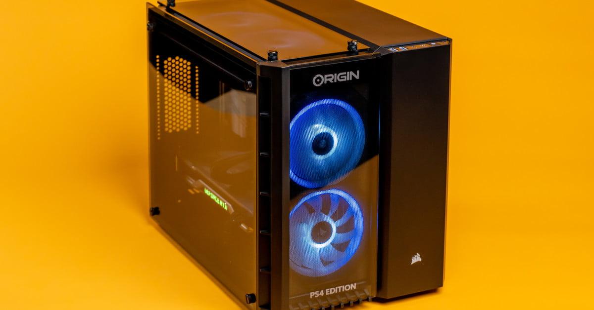 Examen pratique d'Origin PC Big O : Jouez à des jeux PS4 sur votre PC