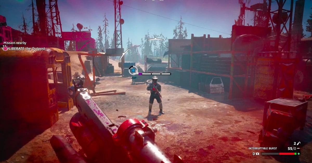 Far Cry New Dawn : critique : Une terre désolée enrichissante que vous aimerez fouiller.