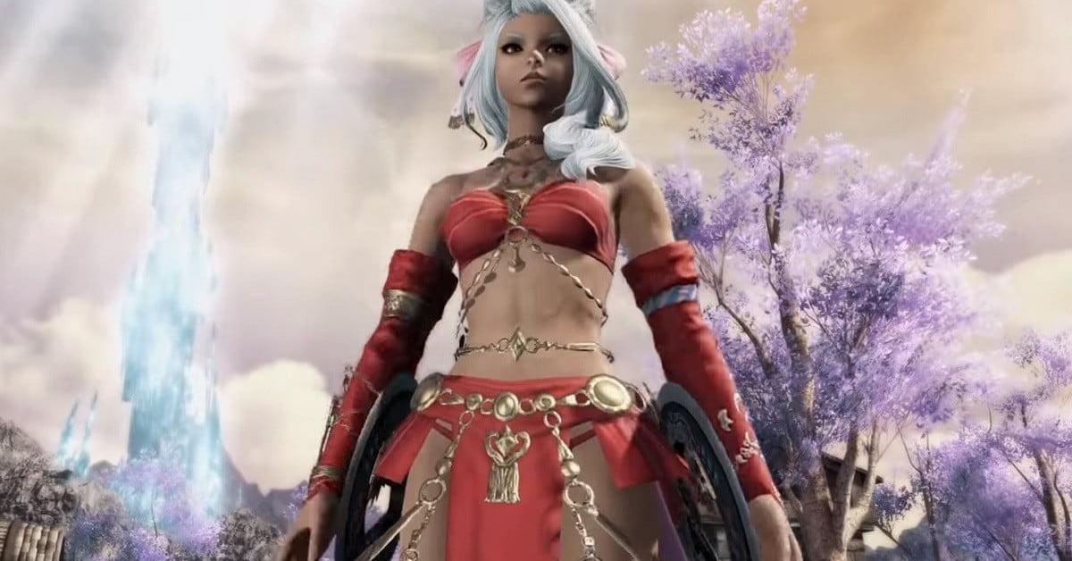 Final Fantasy XIV : Shadowbringers ajoutera le métier de danseur et la race Hrothgar.
