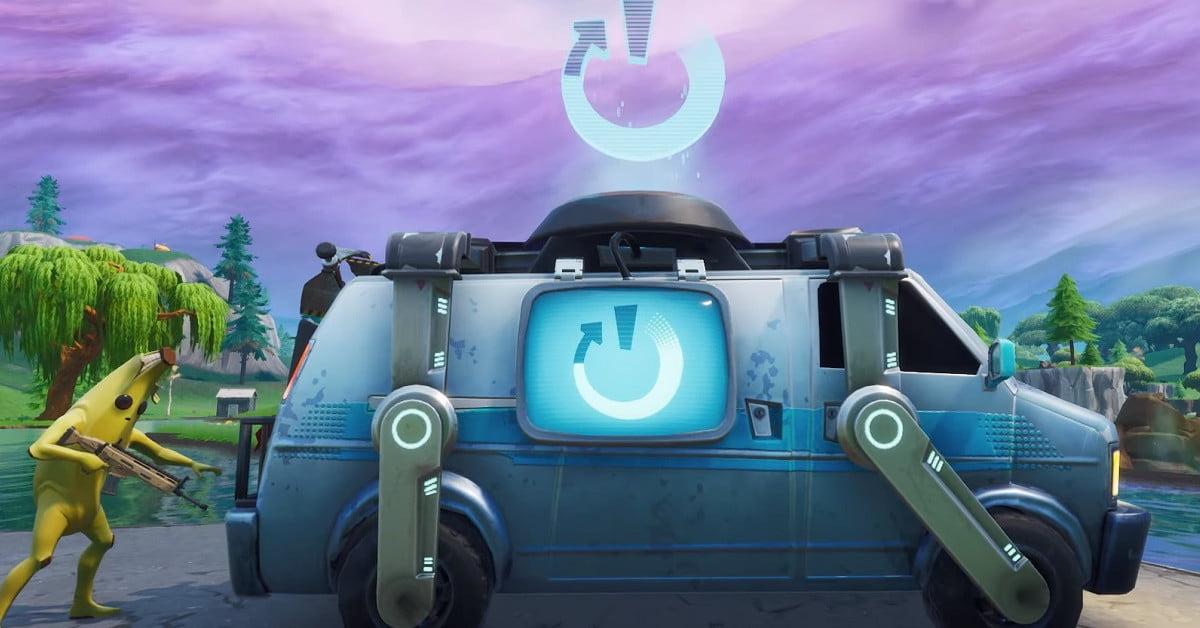 Fortnite copiera à nouveau Apex Legends avec le prochain reboot Vans