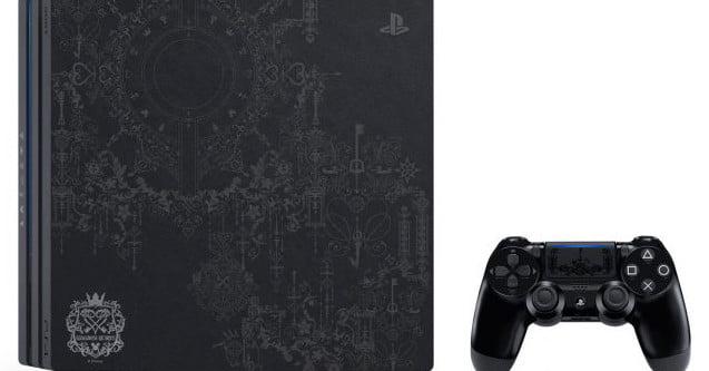 GameStop annule certaines précommandes de Kingdom Hearts 3 PlayStation 4 Pro