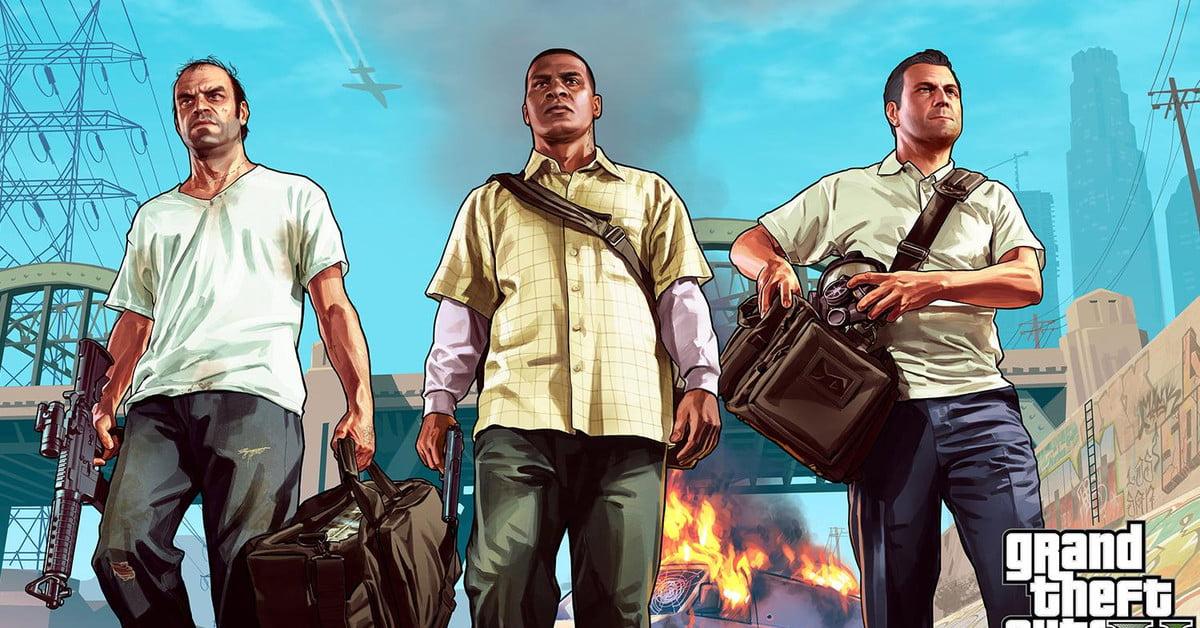 Grand Theft Auto 5 et 7 jeux Call of Duty dans le top 10 des meilleures ventes de la décennie