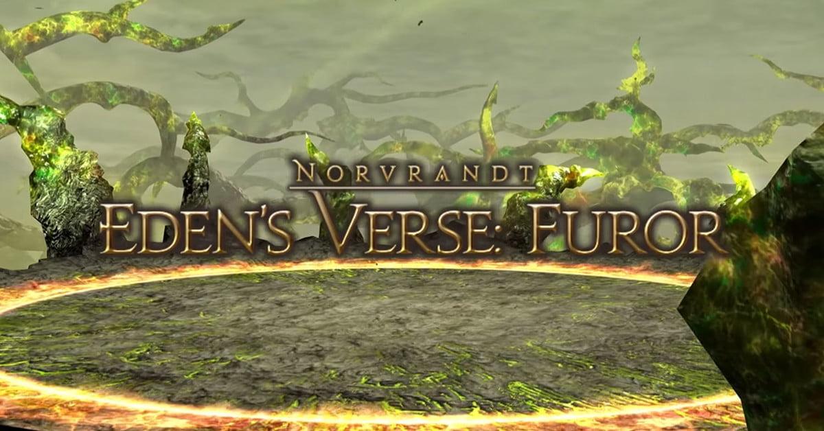 Guide FFXIV E6 Normal : FFXIV Eden's Verse Furor (en anglais)