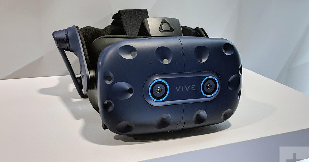 HTC Vive Pro Eye : test pratique : L'avenir de la RV - CES 2019