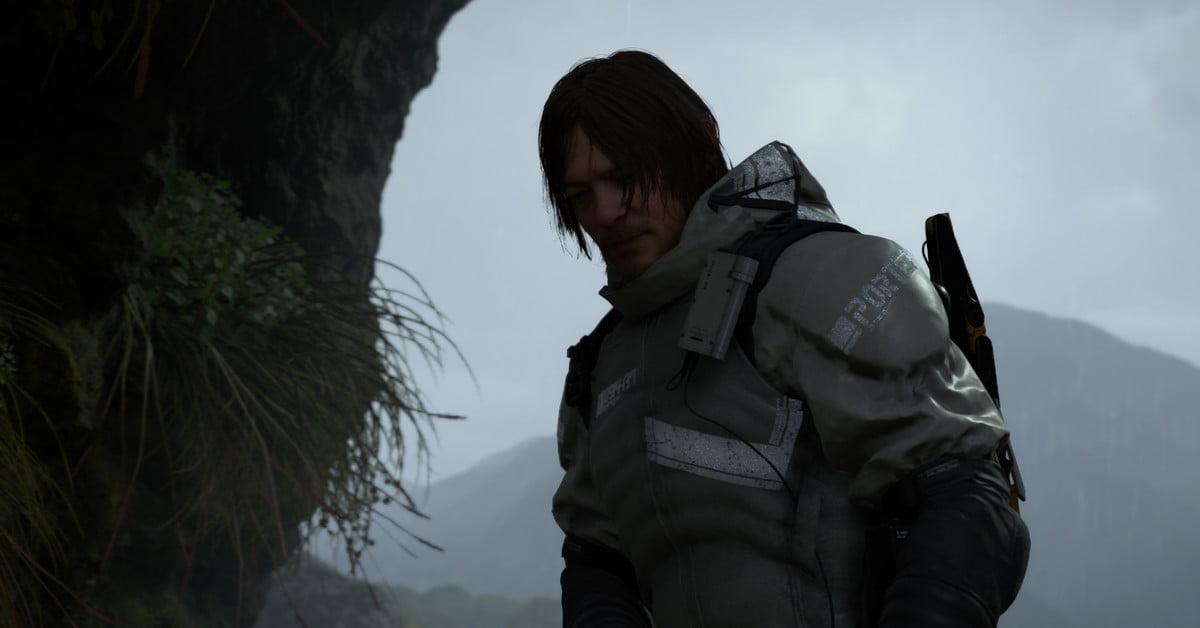Hideo Kojima a dévoilé le contenu de Death Stranding, déconcertant tout le monde.