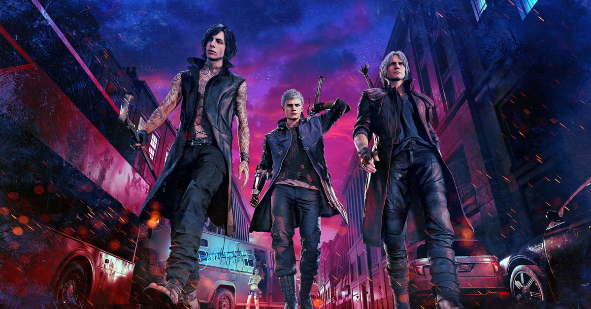 Impaling Demon Tentacles Helped Earn 'Devil May Cry 5' Mature Rating
