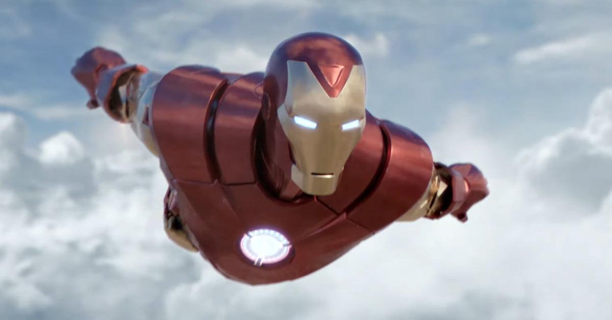 Iron Man VR annoncé lors du premier événement PlayStation State of Play