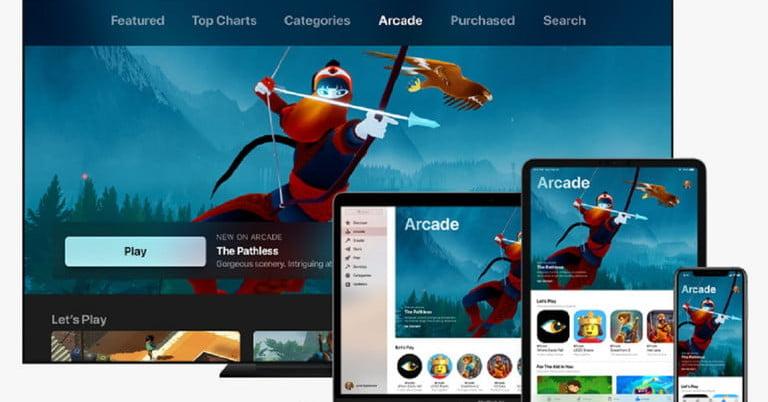 L'Apple Arcade aurait bénéficié d'un investissement de plus de 500 millions de dollars.