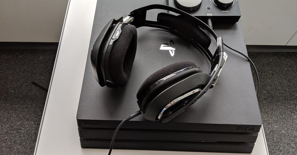 L'Astro A40 TR et Mixamp Pro augmentent le volume du jeu professionnel