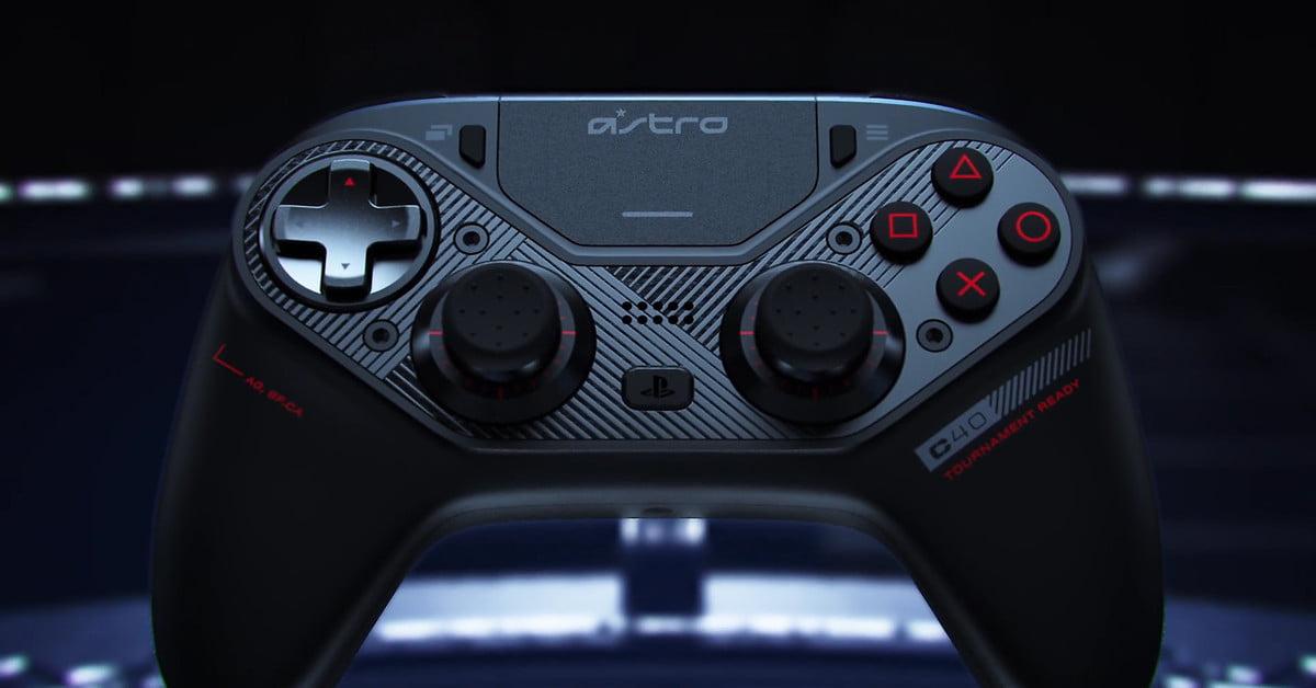 L'Astro C40 TR rivalise avec la Xbox Elite, mais il est encore difficile à recommander